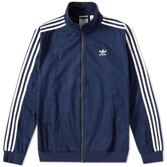 adidas Originals Men's Woven Track Full Zip Jacket NWT